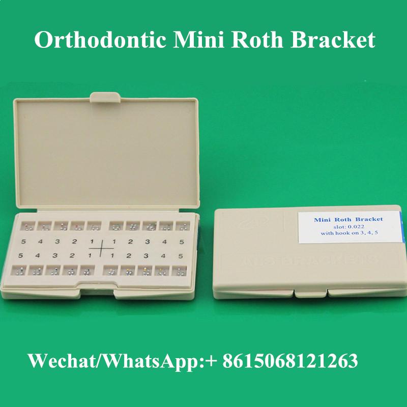 Orthodontic Mbt Bracket Brace